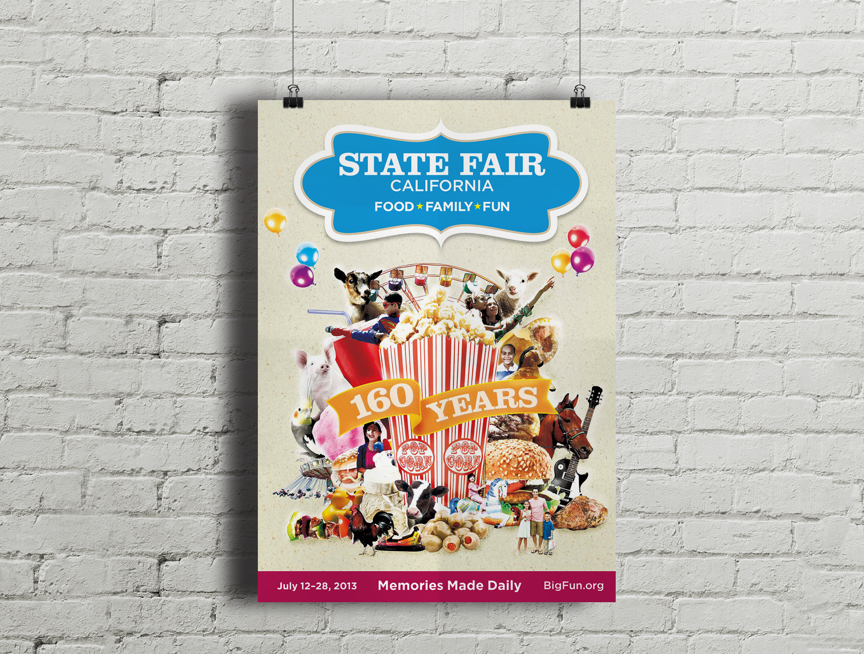 CA State Fair Poster